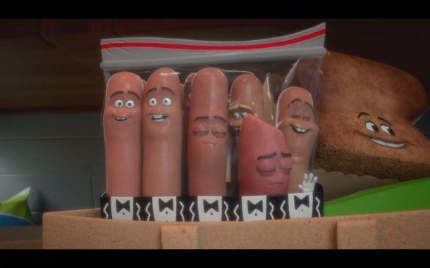نقد کامل فیلم Sausage Party محبوب این روزها