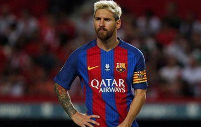 لیونل مسی و تصمیم برای ترک بارسلونا