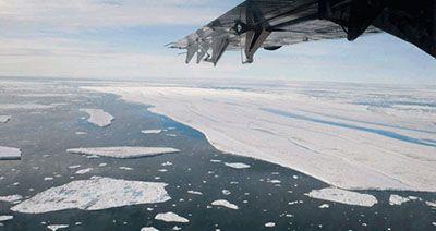 معمای عجیب صداهای قطب شمال
