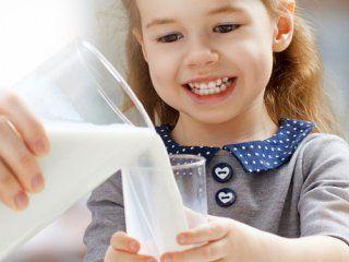 کودکان را به مصرف شیر علاقمند کنید