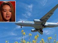 تجاوز به دختر 13 ساله در هواپیما رخ داد