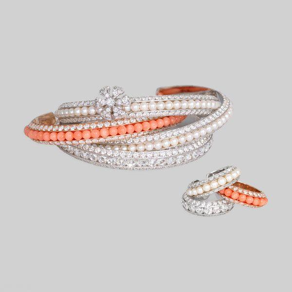 جدیدترین مدل جواهرات زیبا از David Morris