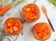 بهترین دستور برای تهیه ترشی هویج