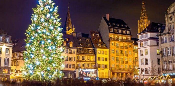 جشن کریسمس در این شهرها رویایی است