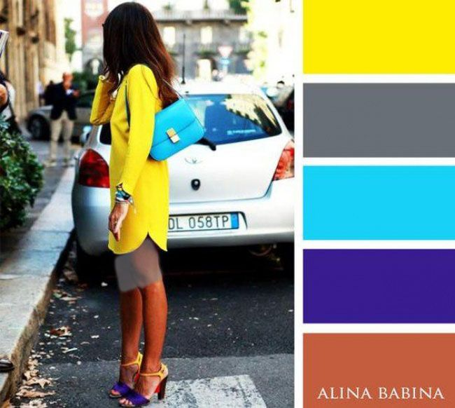 راهنمای کامل بهترین رنگ های پاییزی لباس