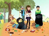 نظافت شهر و محل زندگی را پاس بداریم