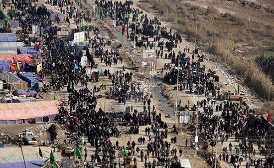 پیاده روی اربعین و توجه به گردشگری مذهبی