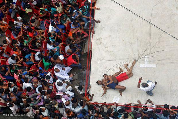 عکس های دیدنی و خبری جالب روز دنیا (104)