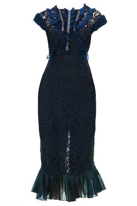 زیباترین مدل های لباس شب به انتخاب مجله ELLE