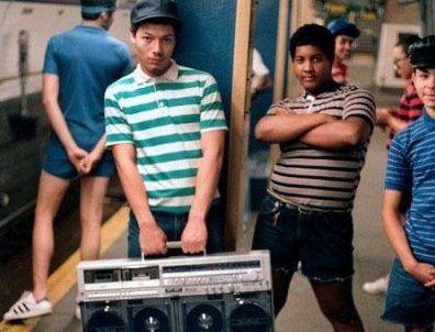 عکاسی از تولد هیپ هاپ و استایل خیابانی آمریکا