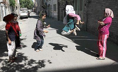 جالب ترین بازی های محلی قدیمی ایران