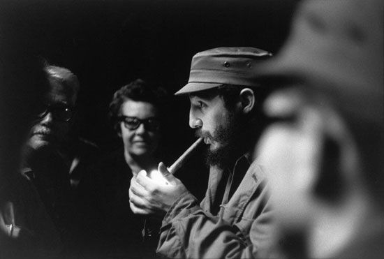 نکات خواندنی از زندگی فیدل کاسترو فقید