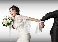 عروس و داماد یادشان رفت به مراسم عروسی بروند