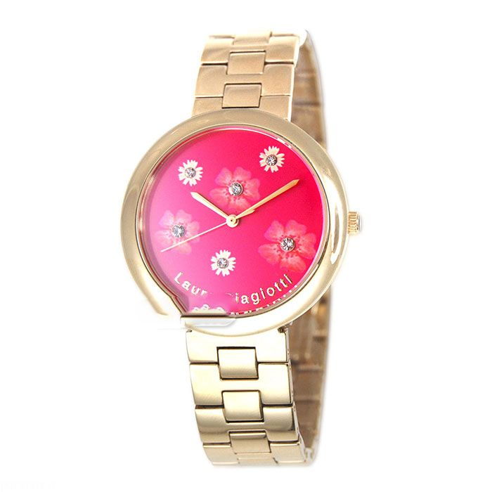 مدل های ساعت گلدار برای خانم های جوان