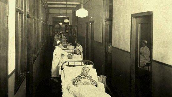 عمل های جراحی این بیمارستان بیهوشی ندارد