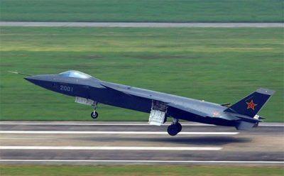 جنگنده G20 چینی و پرواز خفاشی در آسمان