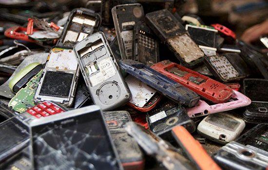 طلا و نقره پنهان در گوشی تلفن همراه شما
