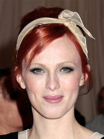اکسسوری مو و زنان خوش سلیقه هالیوودی