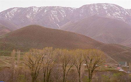 سفر به چشمه قلقلک در استان البرز