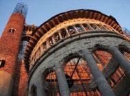 ساخت کلیسای بزرگ و شگفت انگیز توسط پیرمرد