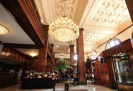 هتل های آمریکایی در تسخیر ارواح