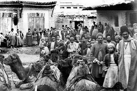 محله 250 ساله عودلاجان در شهر تهران