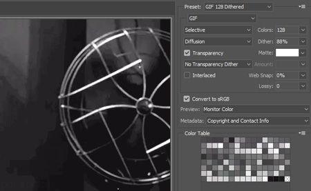 آموزش ساخت GIF از فیلم ها با فتوشاپ