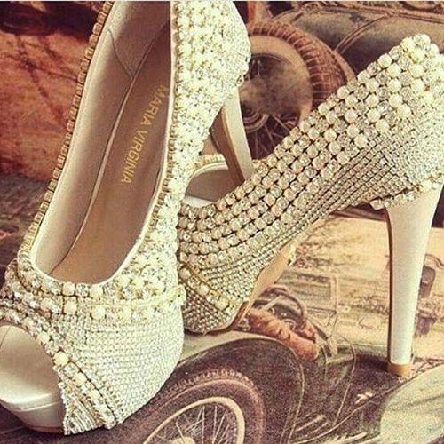 جدیدترین مدل های کفش عروس ترک -سری 1