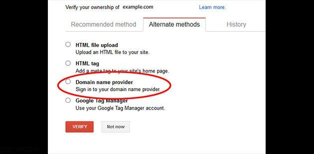 آموزش کار با Google Search Console برای وب مسترها