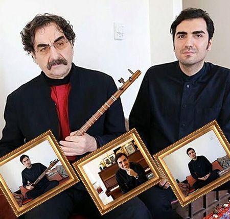 بیوگرافی و تصاویر حافظ ناظری خواننده محبوب