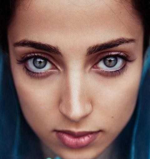 دختر شیرازی به عنوان زیباترین در دنیا انتخاب شد