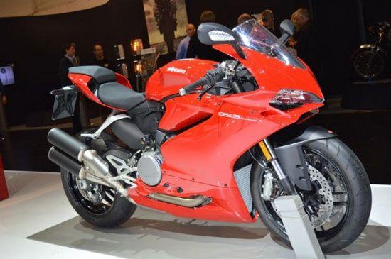 عکس های موتورهای زیبا در نمایشگاه Intermot