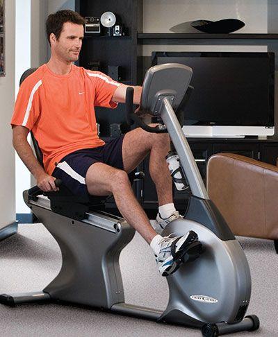 ورزش صحیح و اصولی با دوچرخه ثابت