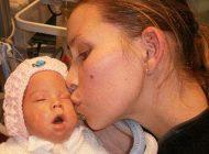 نوزاد مرده ای که در سردخانه زنده شد