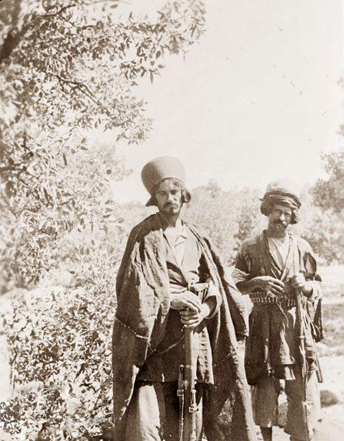 اوضاع نابسامان ایران در جنگ جهانی اول