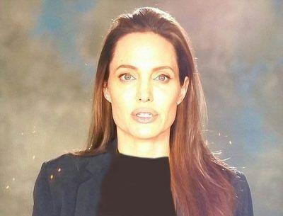 اولین حضور آنجلینا جولی در انظار عمومی پس از طلاق