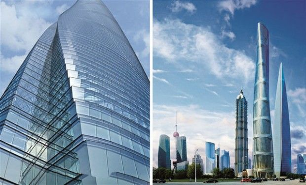 زیباترین برج دنیا را در شانگهای ببینید