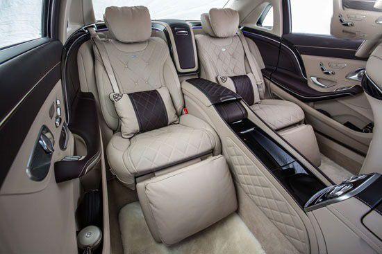 امکانات جانبی بی فایده خودروهای لوکس