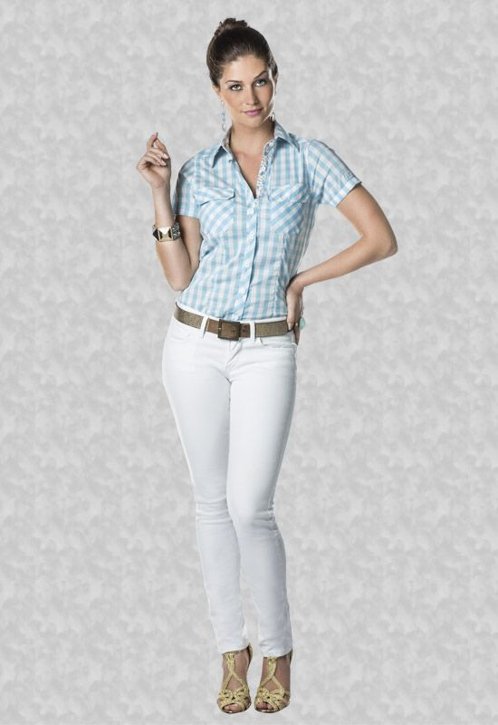 مدل لباس و دامن کوتاه ساده و شیک از Olimpo Camisaria