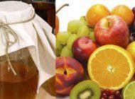 آموزش درست کردن سرکه سیب خانگی