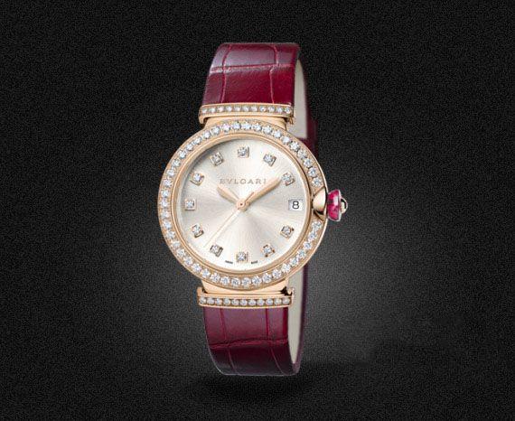 مدل های ساعت و عینک زنانه از برند Bulgari