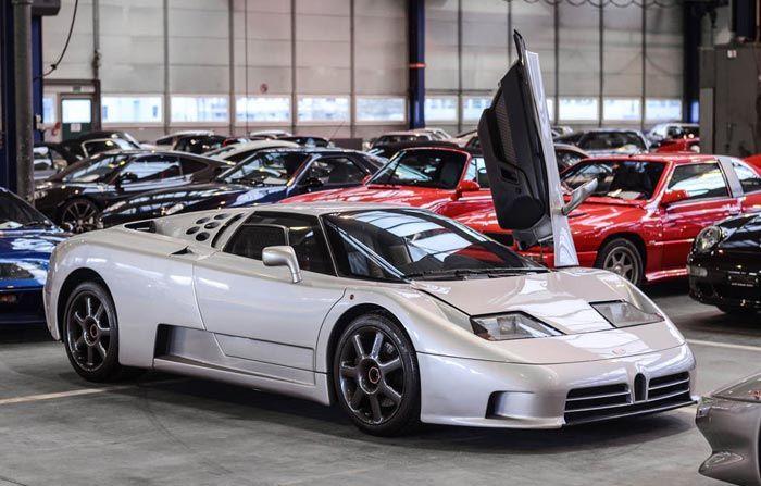 عکسهای ماشین های با ارزش ترین کلکسیون خودرو