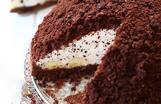 طرز تهیه کیک آتشفشانی خوش طعم