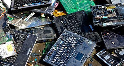 درباره بازیافت پسماندهای الکترونیکی در جهان