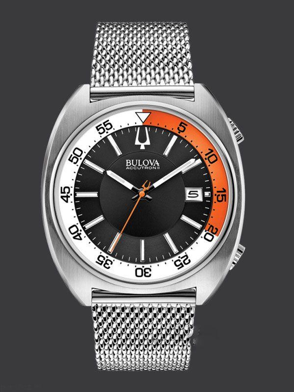 ساعت های مچی شیک و زیبا از Bulova