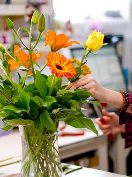ماندگاری بیشتر گل های شاخه بریده