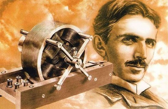 آشنایی با اختراعات نیکولای تسلا مرد مخترع