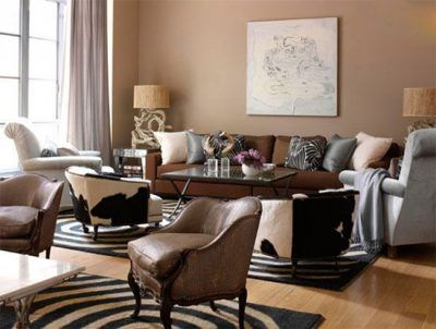 پیشنهاد ترکیب رنگ عالی برای دکوراسیون اتاق نشیمن
