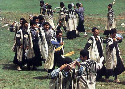 معرفی بازی های محلی و قدیمی مردم خوزستان