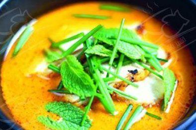 آموزش پخت سوپ کدو حلوایی و زنجبیل